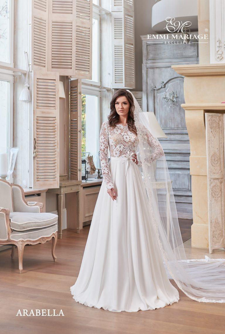 svatební šaty emmi mariage 2021
