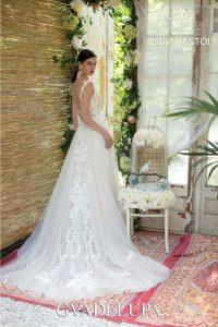 svatební šaty julia gastol 2021
