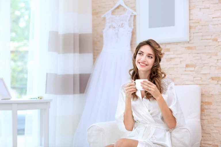 svatební spodní prádlo