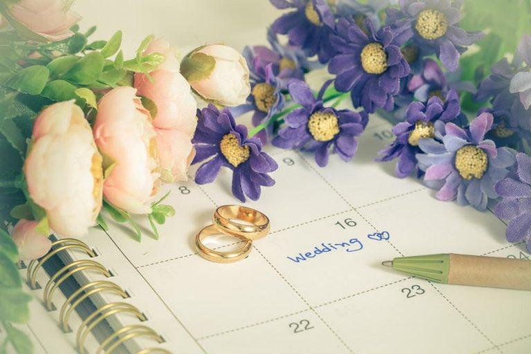 Svatba v jiný den než v sobotu