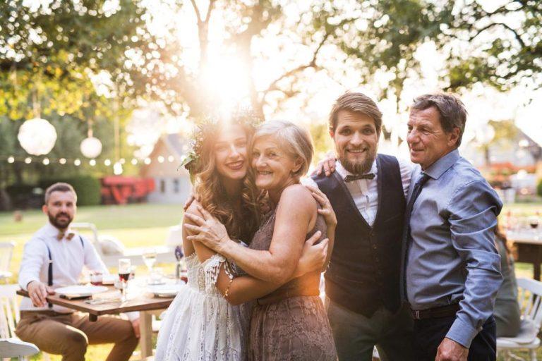 na co nezapomenout během svatebního dne