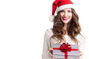 vánoční dárek pro nevěstu
