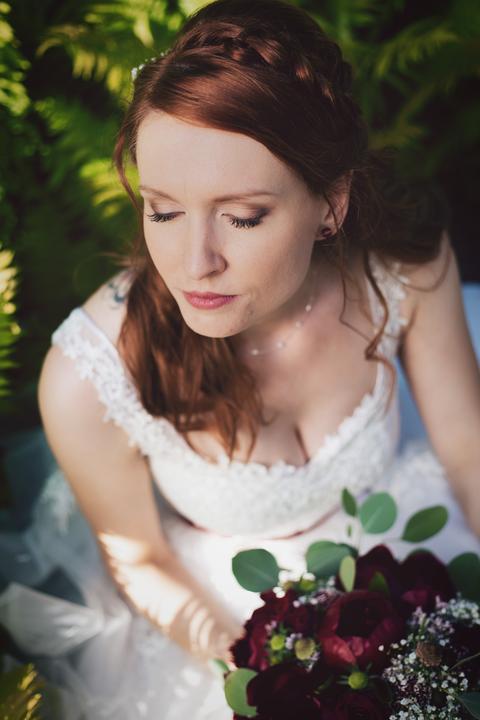 svatební líčení a make-up