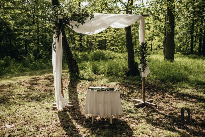svatební altan