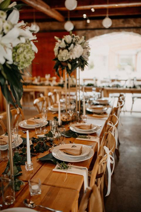 netradiční svatební výzdoba