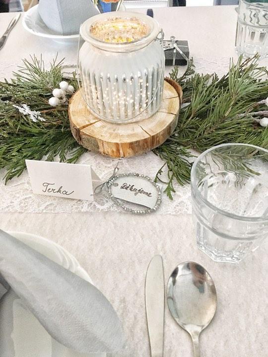 bílo stříbná svatba
