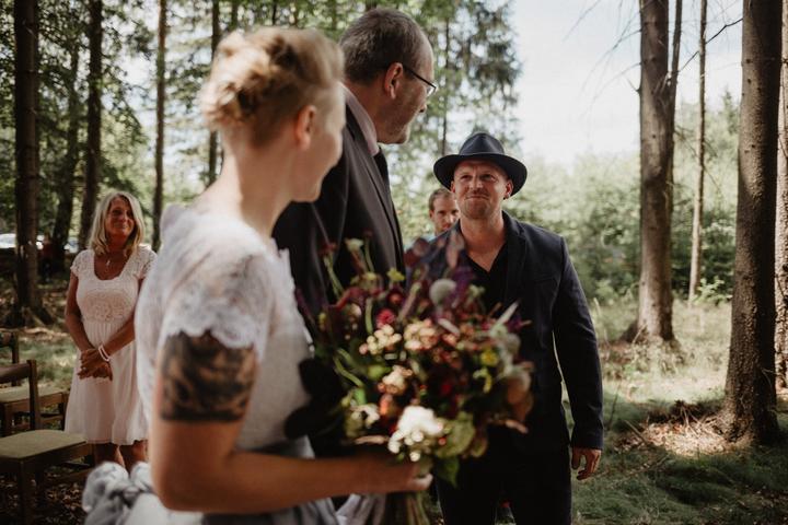 netradiční svatební obřad