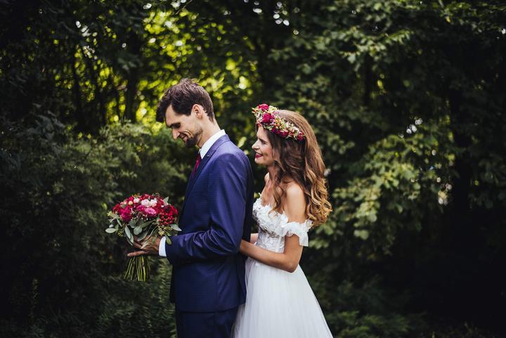 zahradní svatba v habermannově vile