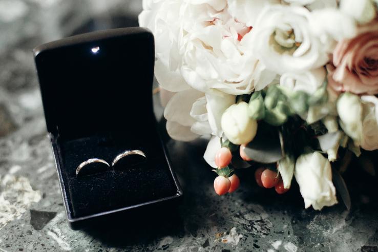 jak pečovat o svatební prsteny
