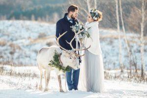 nevýhody zimní svatby
