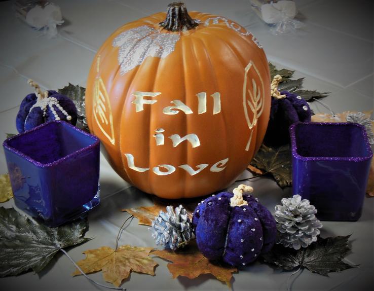 hallowenská svatba