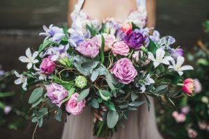 co dělat s květinami po svatbě