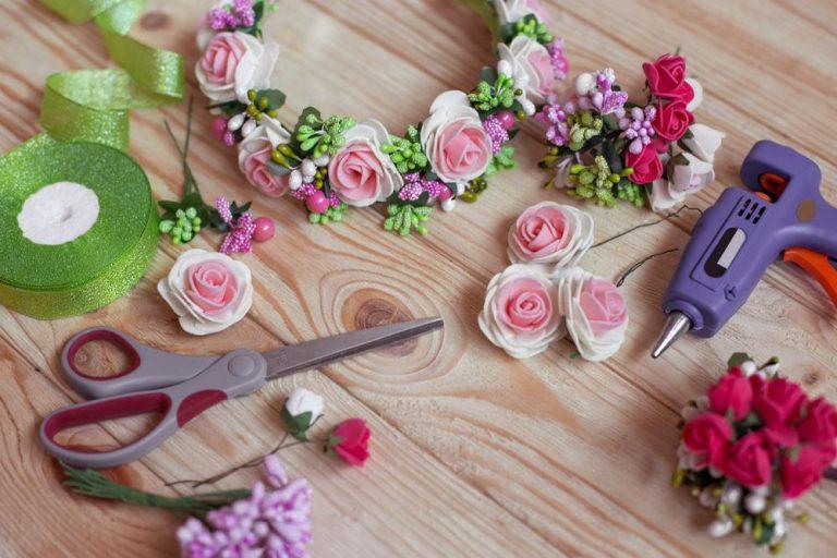 tvorba svatebních dekorací
