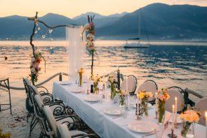 místo svatební hostiny
