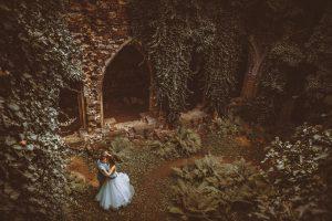pohádková svatba v Dolních Kunicích