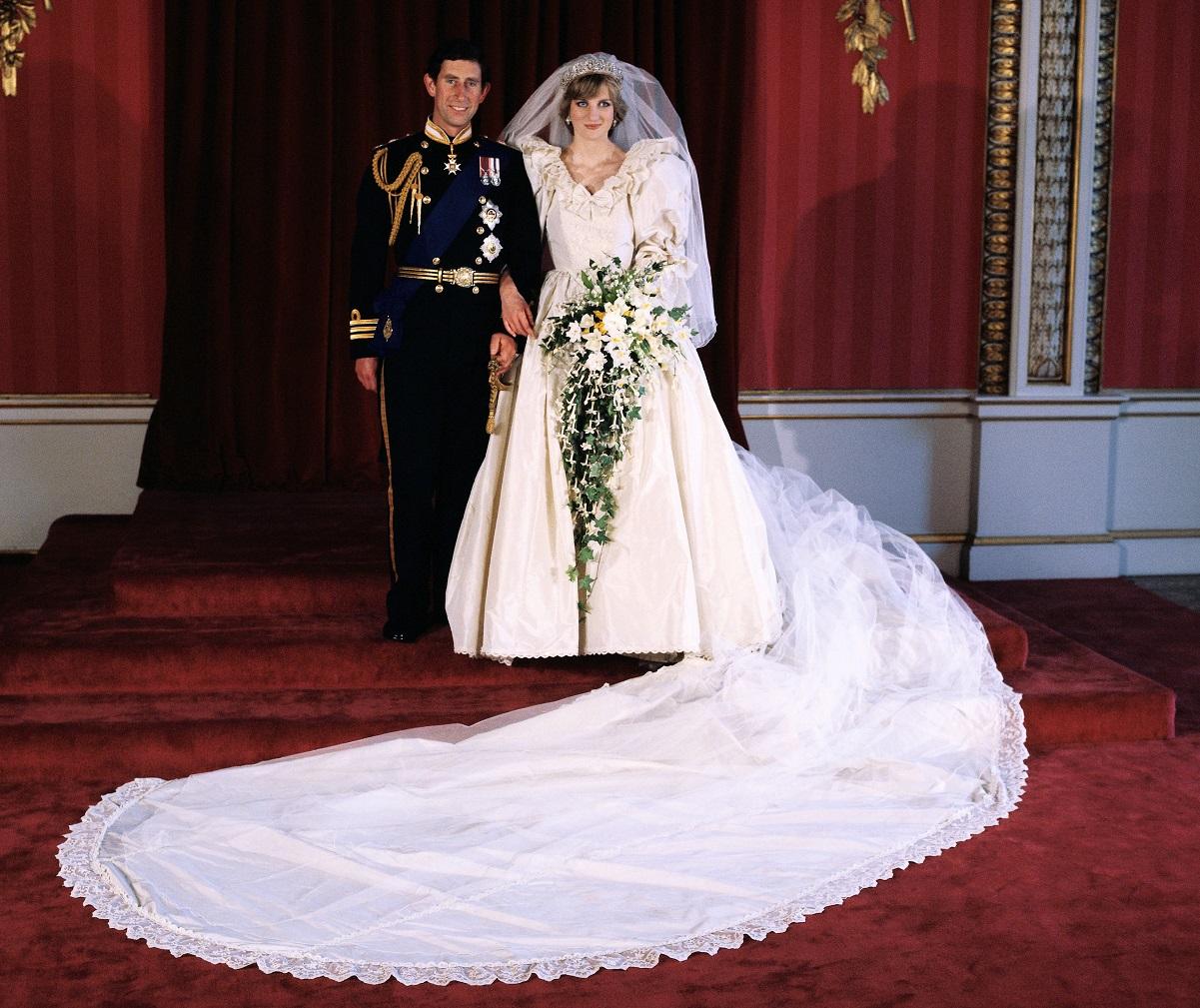 svatba princezna Diana a princ Charles