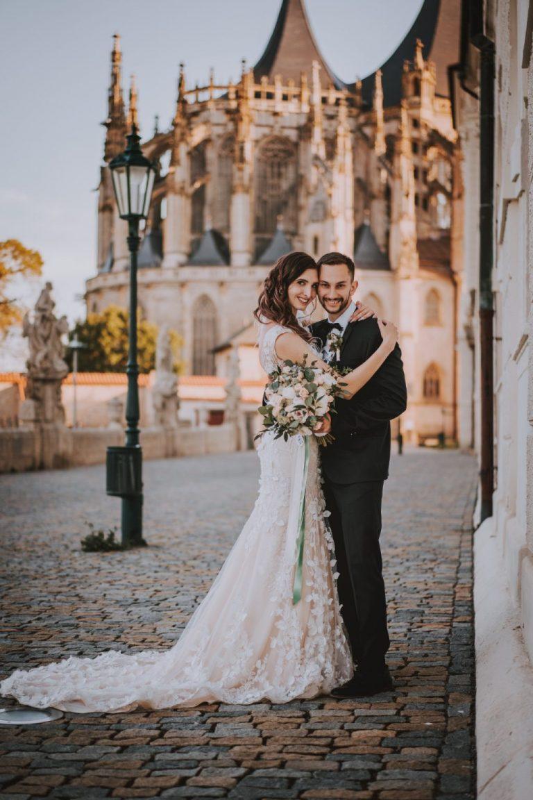 svatba v Kutné Hoře