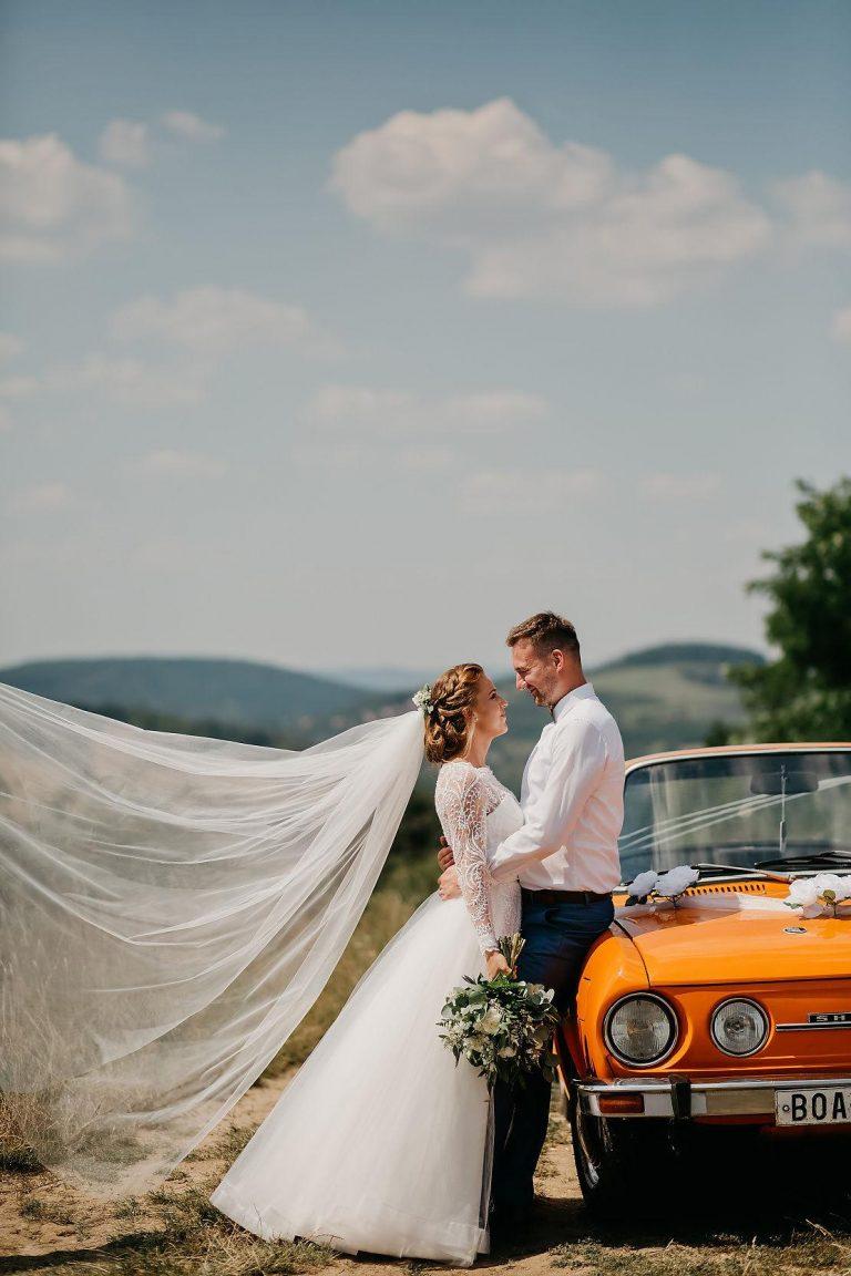 svatební focení ve vinohradech