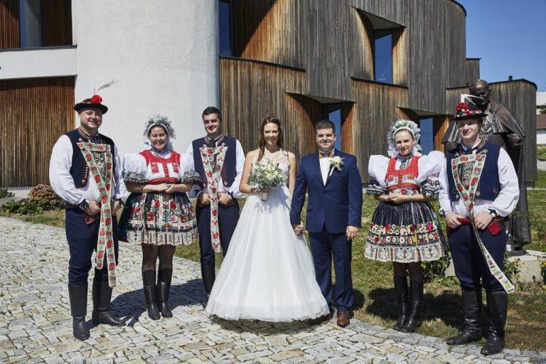 slovácká svatba